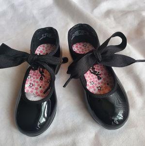 Capezio Girls Tap Dance Shoes